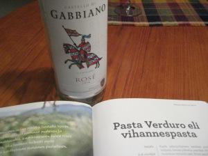 Pasta Verduro ja Gabbiano_2